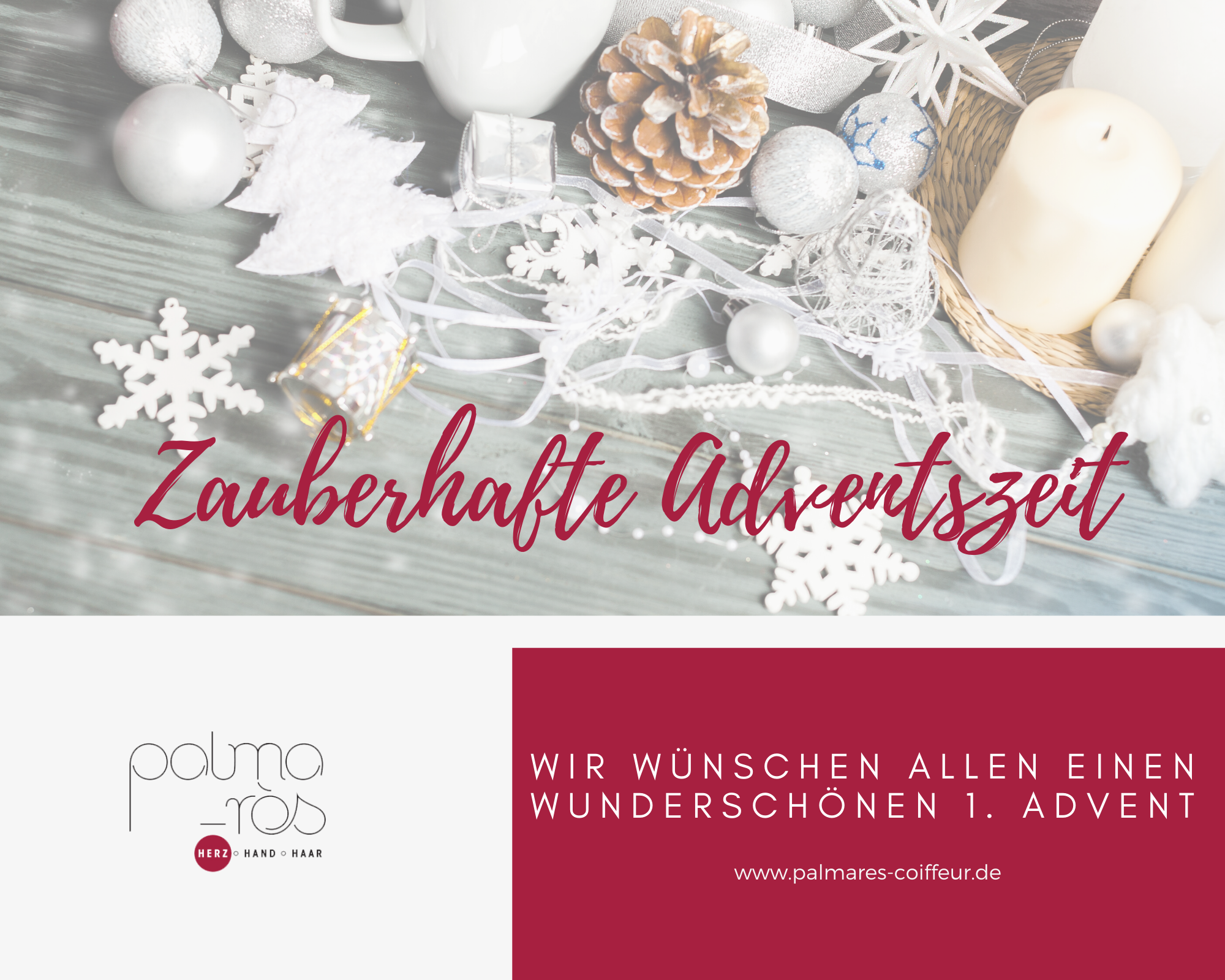 1. Advent_Palmares Coiffeur_Landsberg am Lech