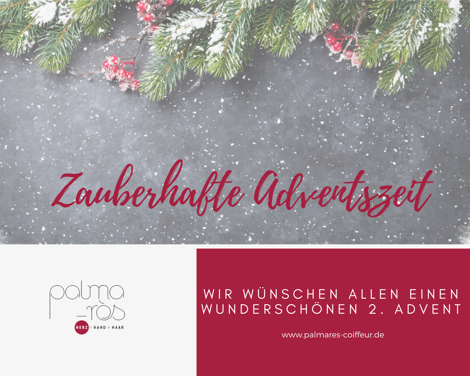 2. Advent_Palmares Coiffeur_Landsberg am Lech